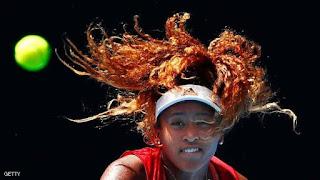 أوساكا تتألق وتحرز أول ألقابها في التنس