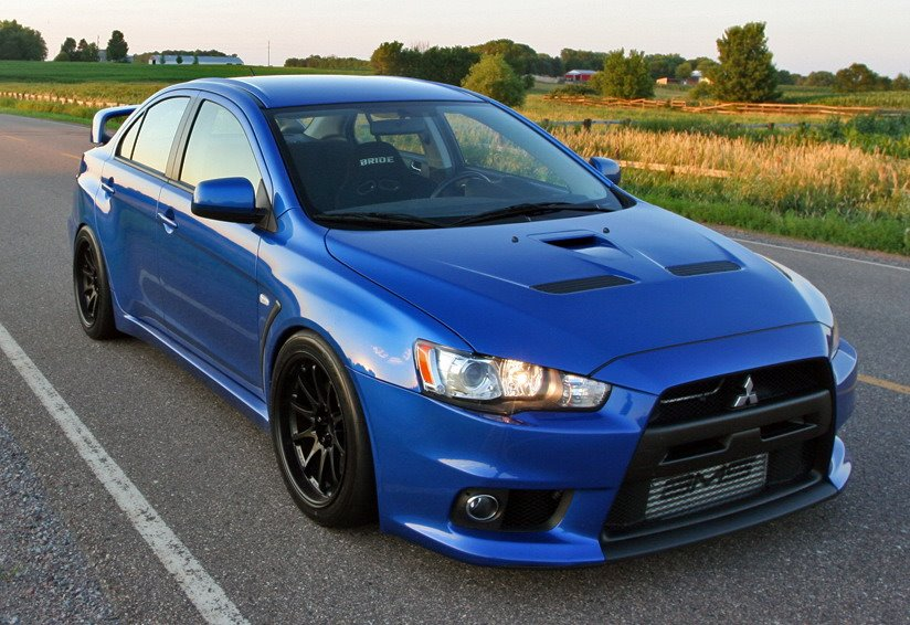 OH! MY DREAM CAR: Mitsubishi Evolution 10, The Tenth