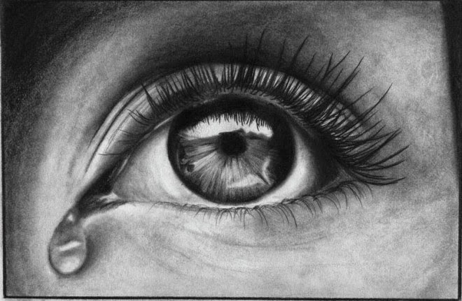 Eyes are probably one of the most beautiful important and interesting attire or a part of human face you can easily judge the emotions of a person by