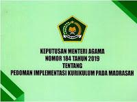 Pedoman Implementasi KK 2013 Pada Madrasah