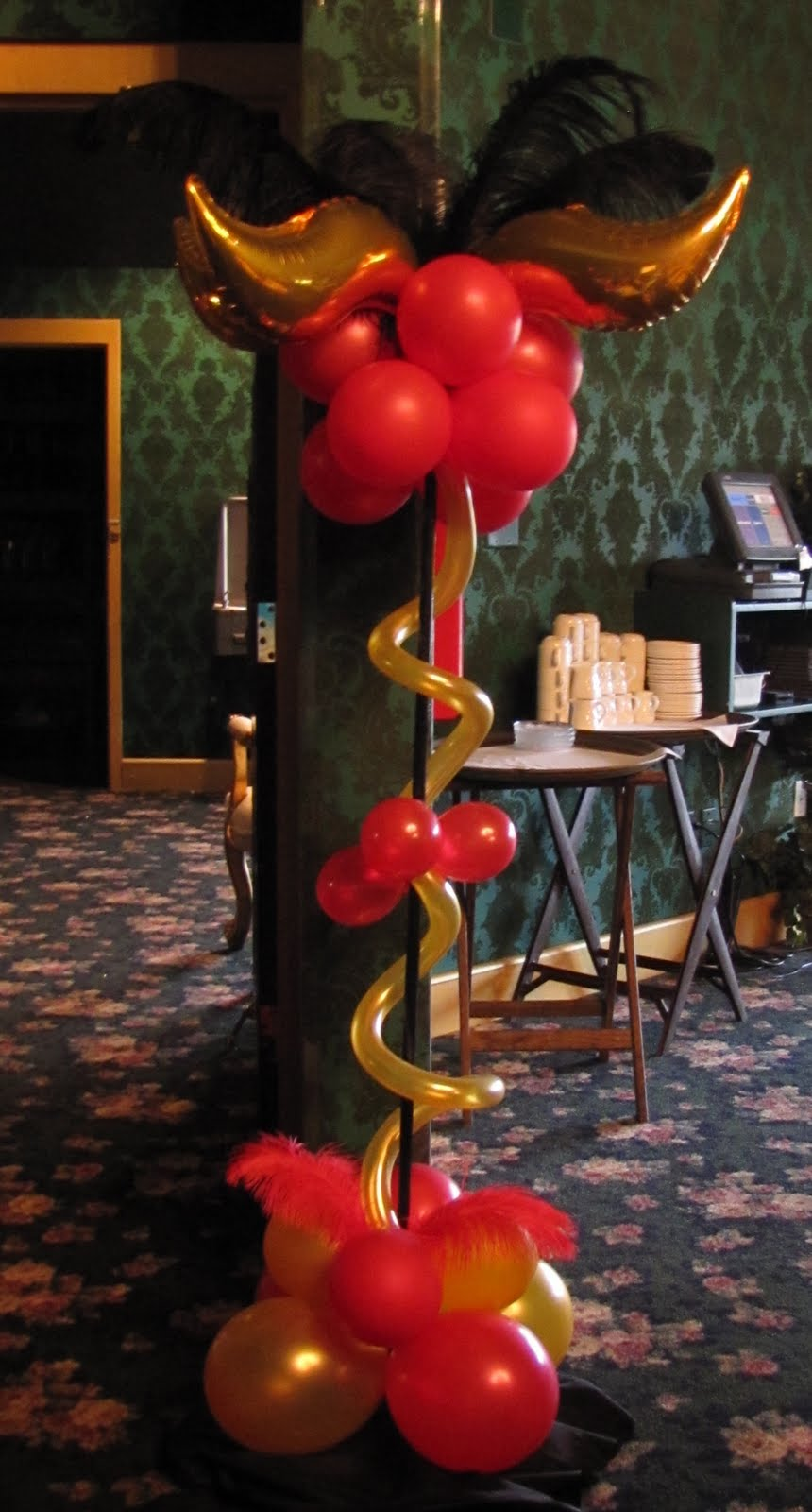 Party People Event Decorating Company: Red Rose Inn and ...
