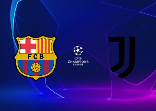 Barcelona vs Juventus -Highlights 08 December 2020