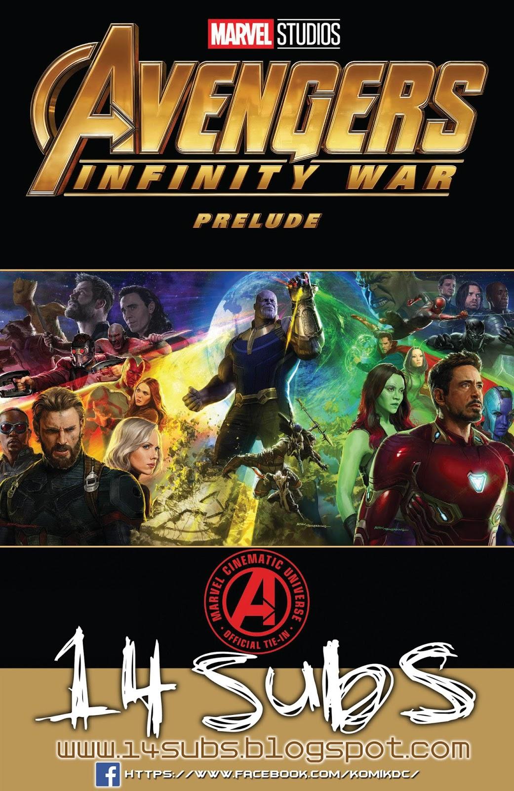 Blog Komik DC dan Marvel Bahasa Indonesia