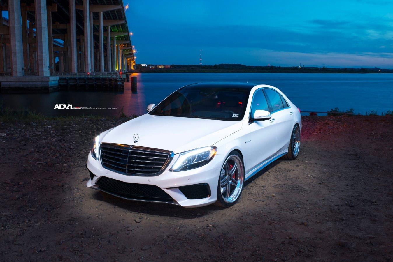 2016 mercedes benz w222 s63 amg on adv05 adv 1 wheels for Mercedes benz 563 amg
