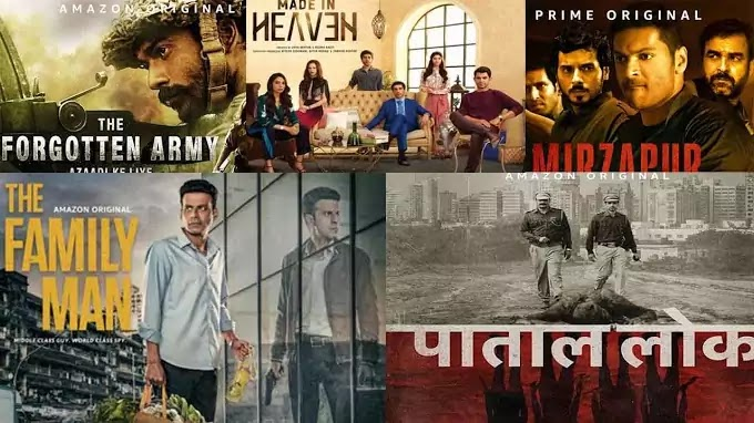 Best Hindi Series - Amazon Prime Video - Htnews24