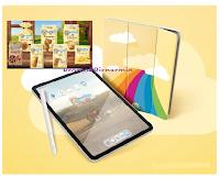 """Concorso Mulino Bianco """"Felici e Connessi """" : vinci 62 iPad Air 64gb wi-fi + cellular ( valore 984 euro ciascuno)"""