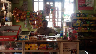 Muskan Hotel in Rohini, Raju-the owner