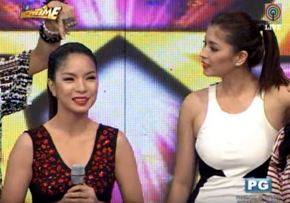 FACE TO FACE: Angel Locsin Meets Her 'KalokaLike' On It's Showtime! WATCH IT HERE!