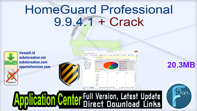 HomeGuard Professional 9.9.4.1 + Crack