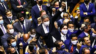 arthur lira câmara congresso brasil rodrigo maia