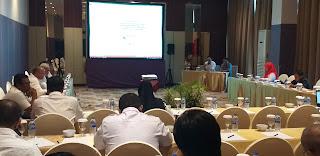 Kepala Subdit Redd+ Mewakili Direktur Motivasi Perubahan Iklim Buka FGD Penyelesaian Konflik Tenurial Dengan Menggunakan Pendekatan Non Litigasi Mendukung Program BIOCF-ISFL Bagi Provinsi Jambi.