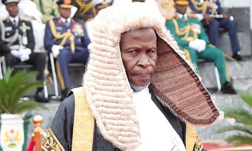 Anxiety Over CJN's Health As He Misses SANs' Inauguration