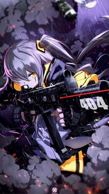 Gambar Foto Anime Keren