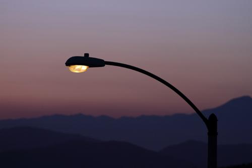 Cobra Head Street Light New York