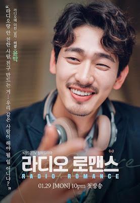 Yoon Park dan Yoo Ra Radio Romance