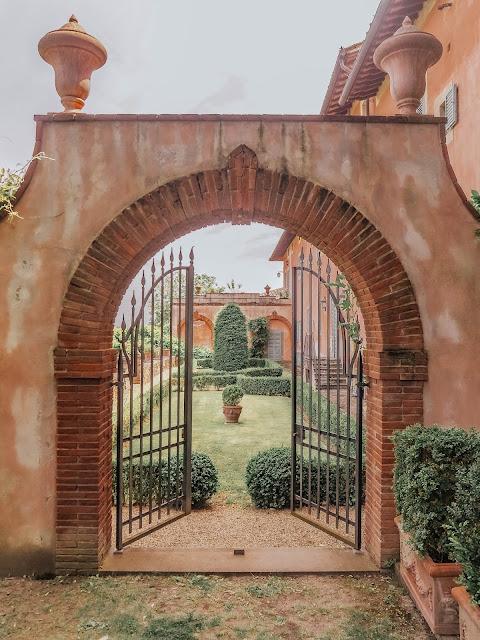 Villa Barberino Tuscany luxury hotel