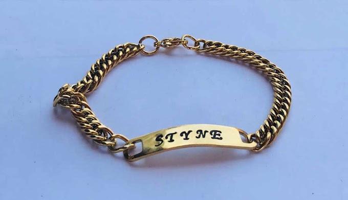 Affordable Custom Bracelet   TNSPARKLE001