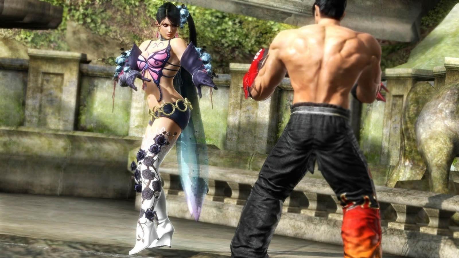 تحميل لعبة Tekken 6 مضغوطة برابط واحد مباشر كاملة مجانا