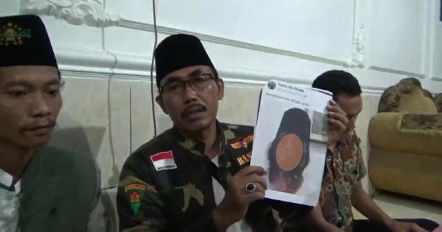 Banser Datangi Rumah Pria di Pasuruan yang Unggah Foto Muwafiq Diedit dengan Hidung Babi