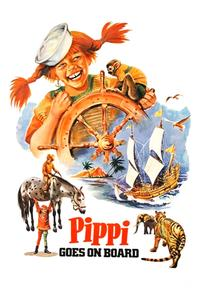 Watch Pippi Goes on Board Online Free in HD