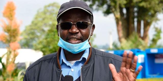 West Pokot Governor John Lonyangapuo photo