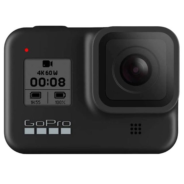 Cheapest Vlogging Camera for YouTubers: GoPro Hero 8 Black