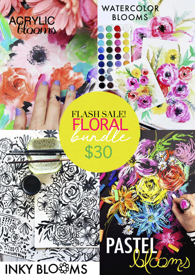 FLASH SALE! floral bundle!