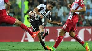 Juventus Espanyol highlights Zambruno