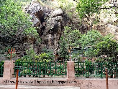 जटाशंकर मंदिर, पचमढ़ी