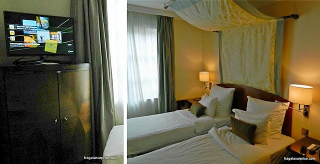 Hospedagem em Bruxelas: Royal Windsor Hotel Grand Place