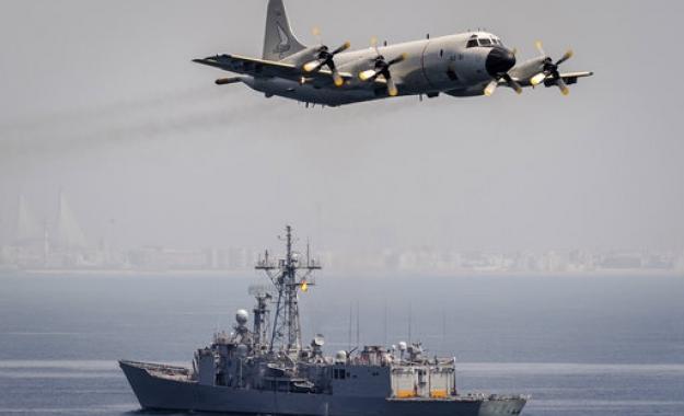 Η ανατολική Μεσόγειος γίνεται πιο επικίνδυνη, και όχι εξαιτίας της Ρωσίας, της Συρίας ή του Ιράν