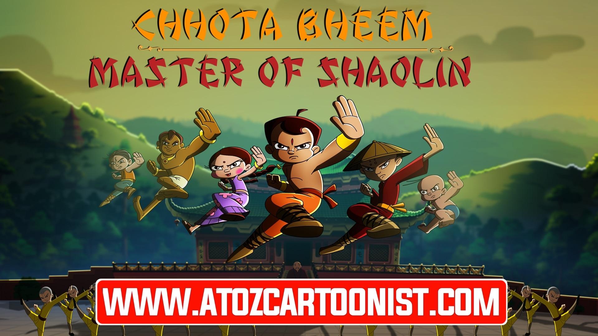CHHOTA BHEEM : MASTER OF SHAOLIN FULL MOVIE IN HINDI – TAMIL – TELUGU DOWNLOAD (480P, 720P & 1080P)