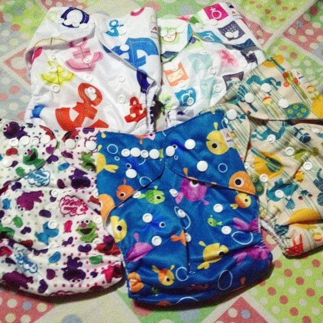 Alva 3.0 Cloth Diapers
