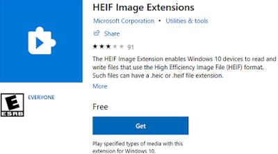 Tutorial ini menjelaskan cara membuka file HEIC di aplikasi foto Windows  Cara Membuka File HEIC Di Windows 10
