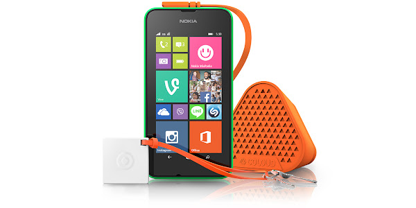 Nokia Lumia 530 accessories