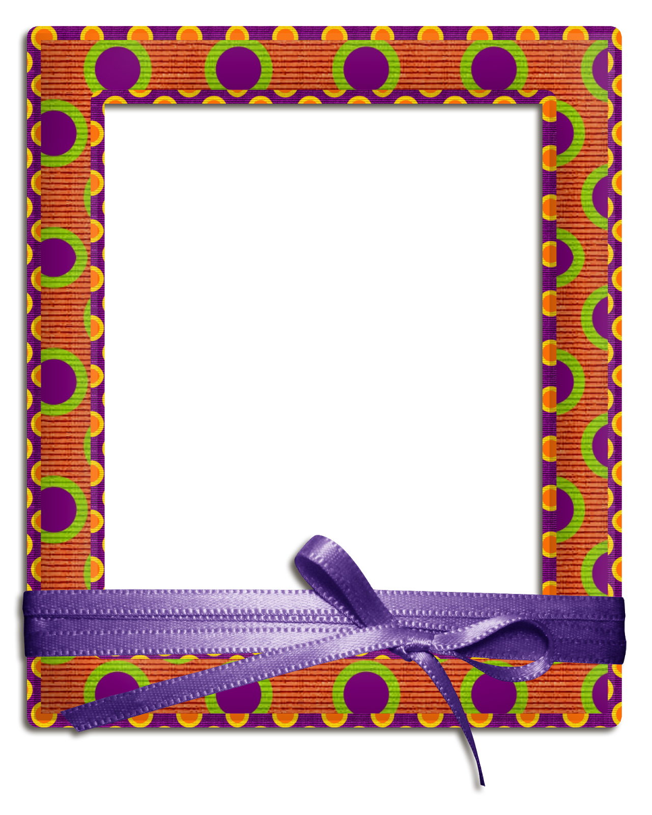 Free Printable Frames or Labels with Bows.