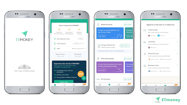 ETMoney: 10 Best Investment Apps for Android