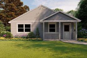 First 3D-printed home in U.S.' for sale in New York