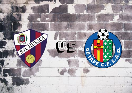 Huesca vs Getafe  Resumen