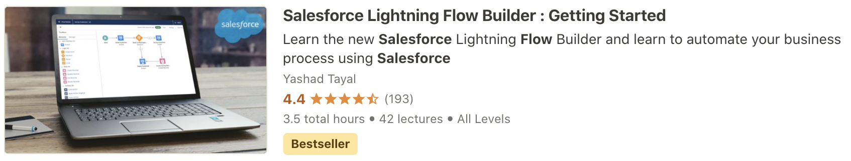Learn Salesforce Flows