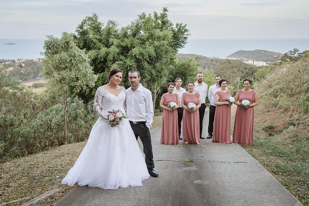 JEN AND MATT VILLA VIVANTE COFFS HARBOUR WEDDINGS