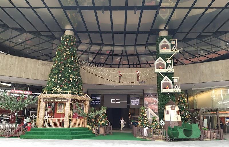 """Shopping Center 3 traz a decoração """"Sítio do Papai Noel"""" para a Avenida Paulista"""