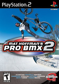 Download Mat Hoffman's Pro BMX 2 PS2 ISO