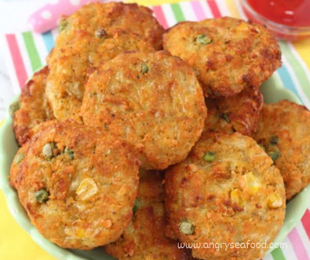 Lentil Veggie Nuggets Recipe