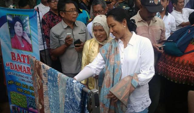 Kunjungan Menteri BUMN