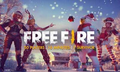 تحميل لعبة Free Fire  فري فاير مهكرة النسخة الجديد المنافسة للعبة ببجي 2020
