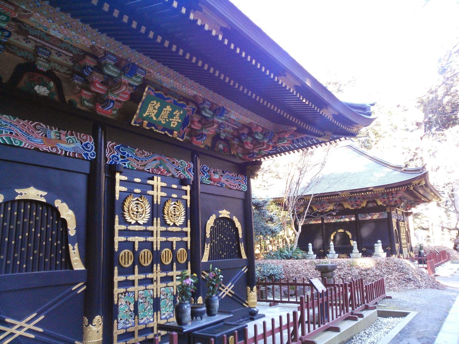 瑞鳳殿の霊屋