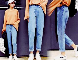 celana jeans casual modis
