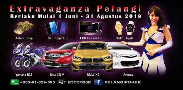 Promo-Extravaganza-Juni-Heboh-Pelangi-Poker -2019