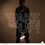 Avicii - Wake Me Up - Single Cover